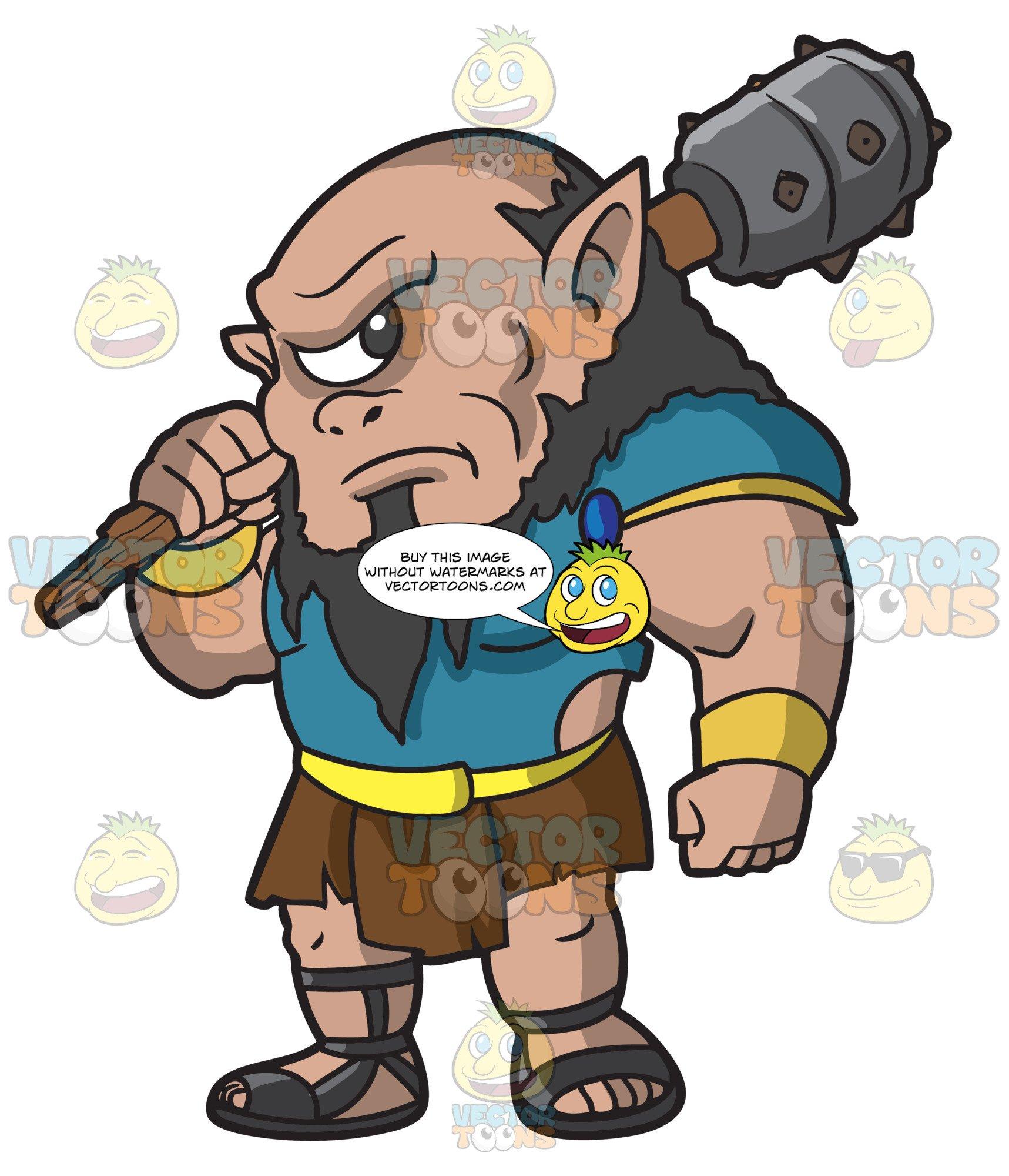 Cartoon Cyclopes & Free Cartoon Cyclopes.png Transparent.