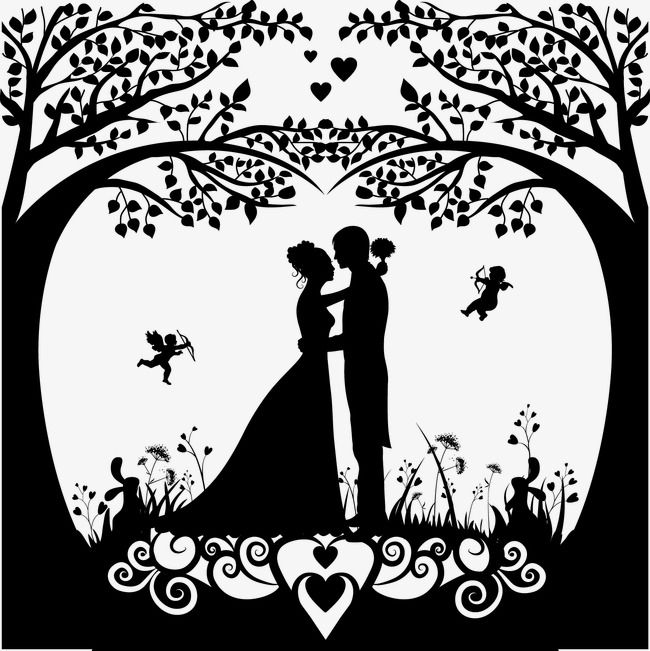 Vector Wedding, Wedding Clipart, Wedding, Vector PNG and.