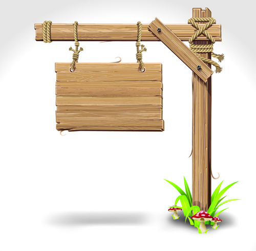 Wooden sign clip art free vector download (211,086 Free vector.