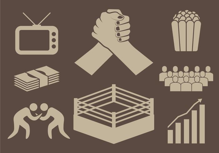 Wrestling Icons.