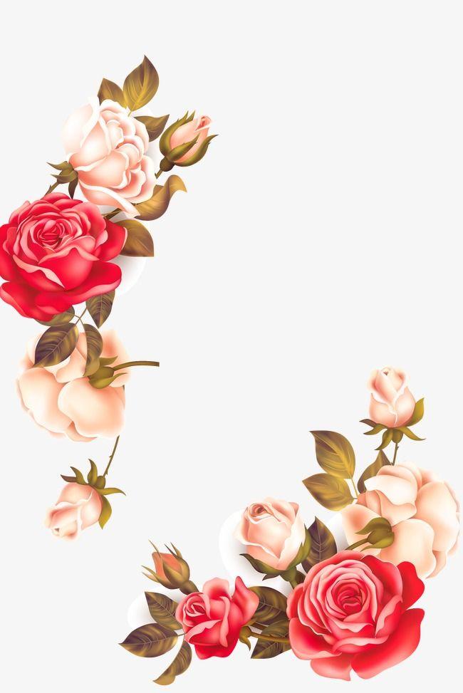 Flowers Vector Download in 2019.