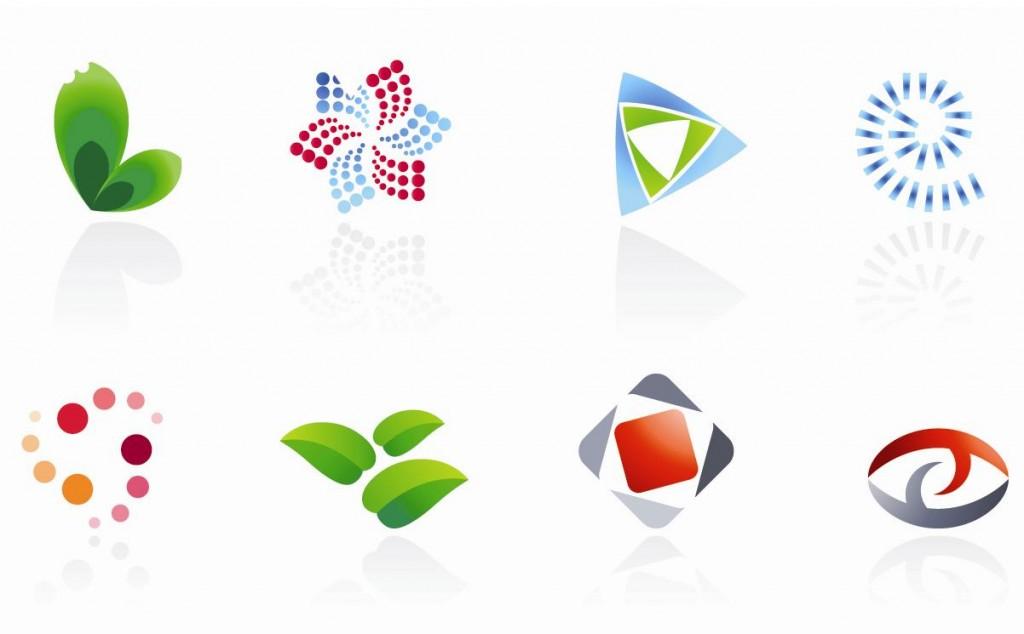120 Logotipos creativos en vectores.