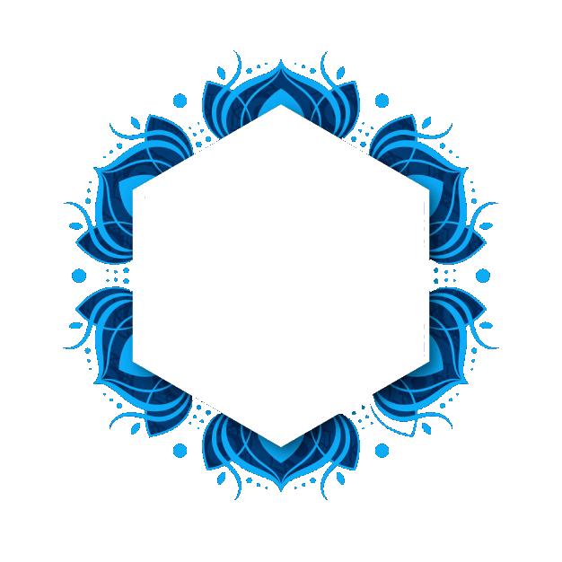 Eid Ul Adha Blue Vectors PNG Vector, Cli #335415.