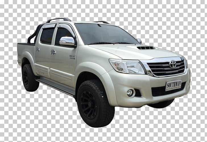Toyota Hilux Car Opel Vectra Vehicle, car PNG clipart.