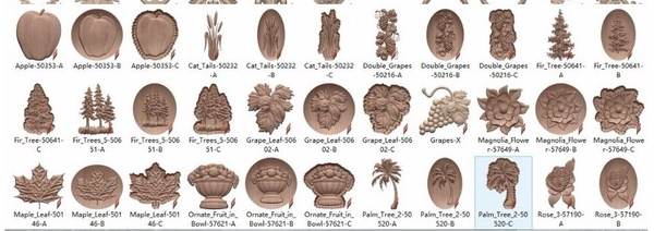 Vectric Aspire 3d Clipart Library Aspire Relief 3D Models Up To 3.7GB.