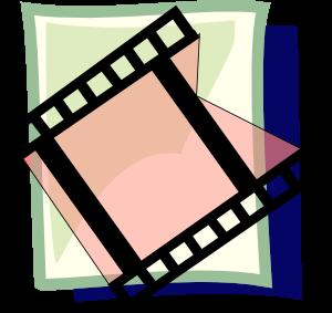Clip video clipart 2.