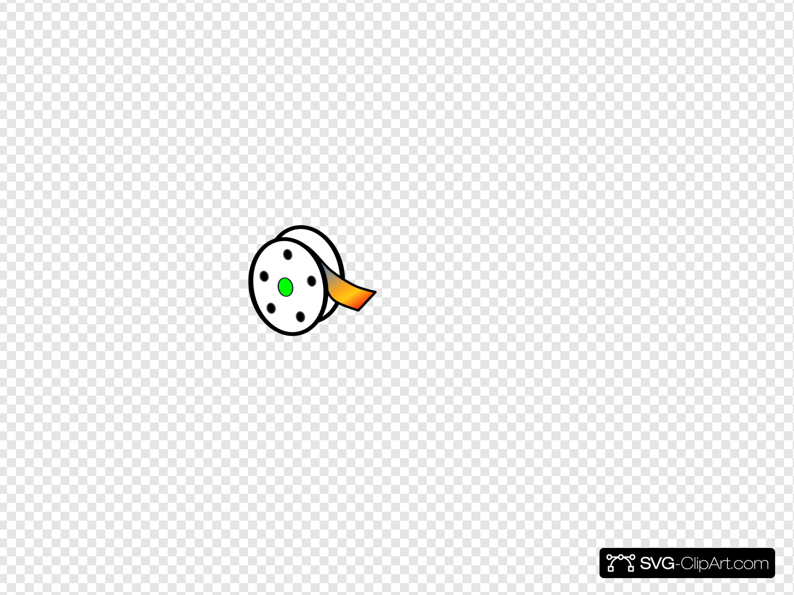 Video Film Clip art, Icon and SVG.