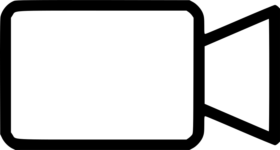 Camera Recorder Video Movie Svg Png Icon Ⓒ Clipart.