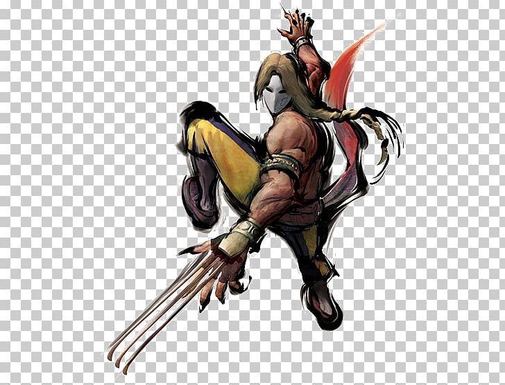 Street Fighter IV Vega Street Fighter II: The World Warrior.