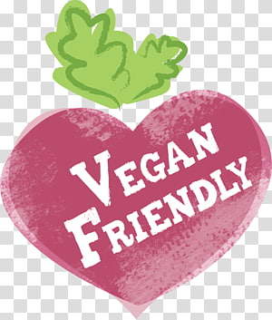 Vegan Friendly PNG clipart images free download.
