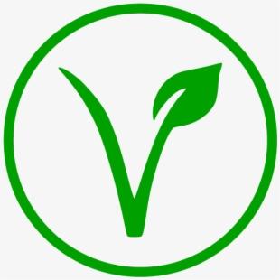 Vegan Logo Png , Transparent Cartoon, Free Cliparts.