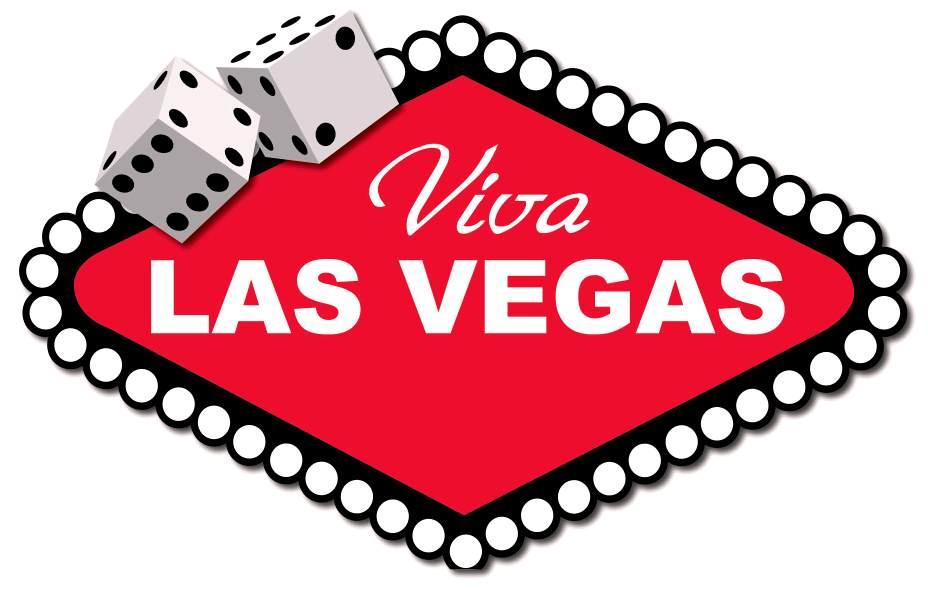 Viva Las Vegas Clip Art free image.