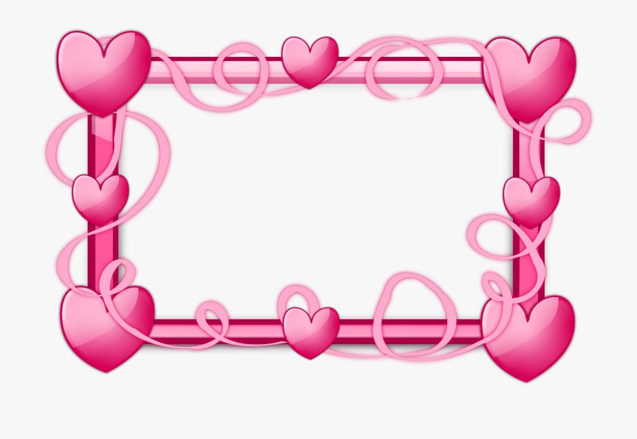 Clipart Hearts Borders.