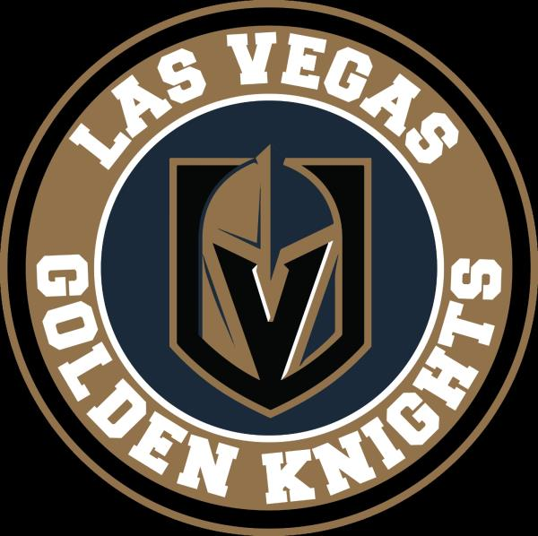 Details about Las Vegas Golden Knights Circle LOGO Vinyl Decal / Sticker 5  Sizes!!!.