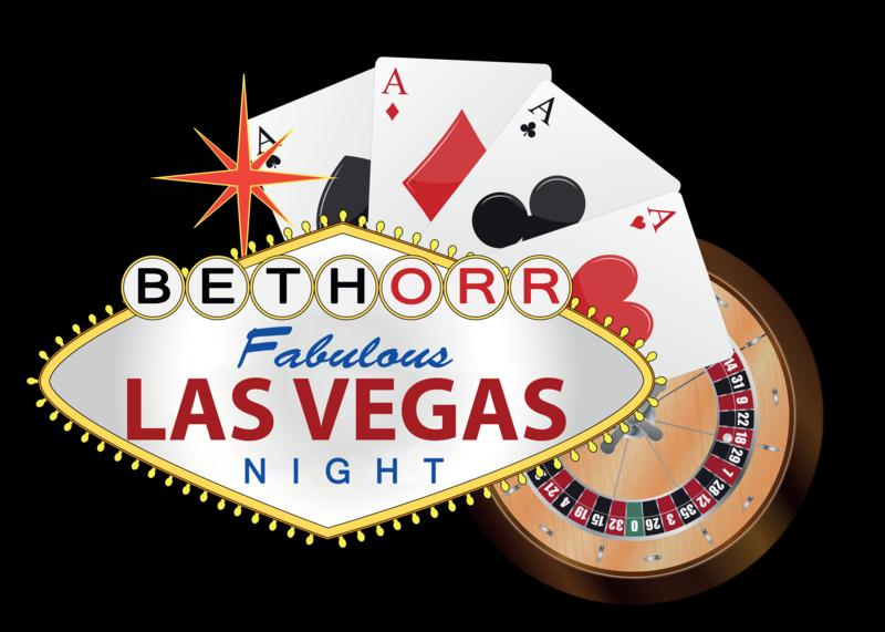 Download Free png Las Vegas Night Logo png.
