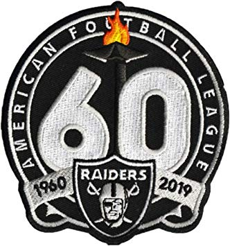 RN4Life Raiders Patches.