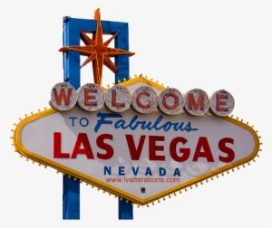 Las Vegas Sign PNG, Transparent Las Vegas Sign PNG Image.