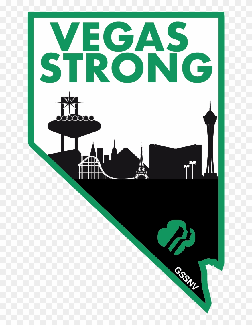 Vegas Strong Patch.