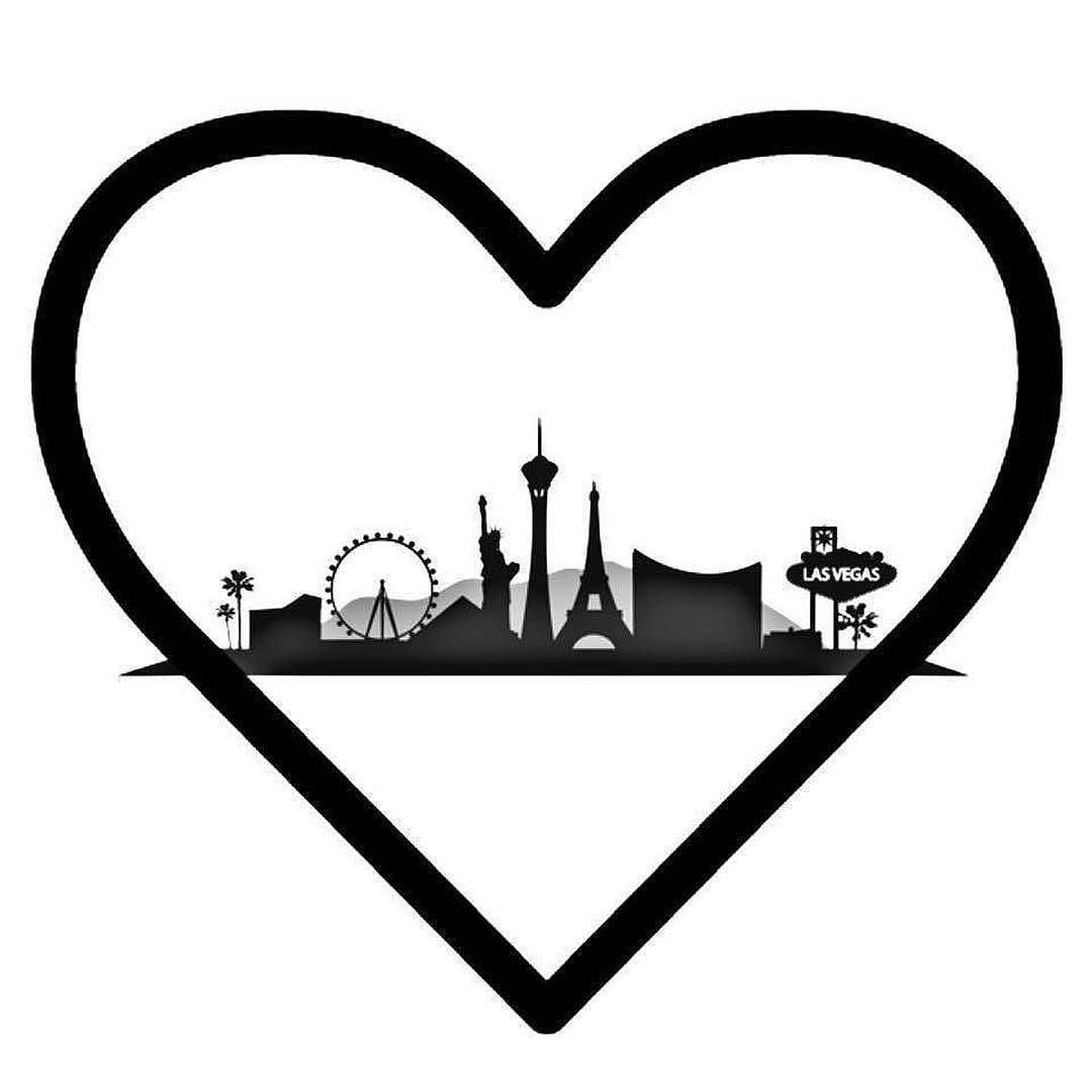 Repost @fashionshowlv Our thoughts and prayers go out to all.