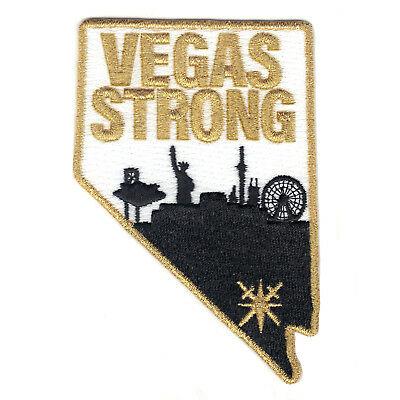 Las Vegas STRONG PATCH 4\