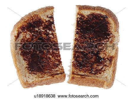 Pictures of Vegemite on toast u18918638.