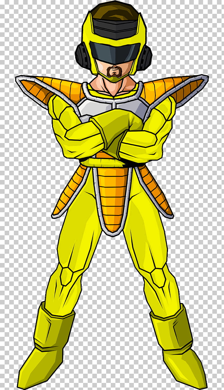 Vegeta Insect Cartoon Scouter , bruce lee PNG clipart.