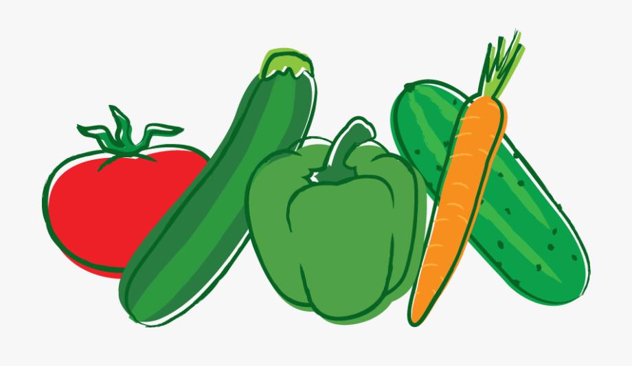 Organic Food Veggie Burger Vegetable Seed Clip Art.