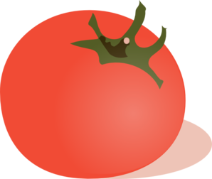 Tomato, Vegetable, Garden Clip Art at Clker.com.