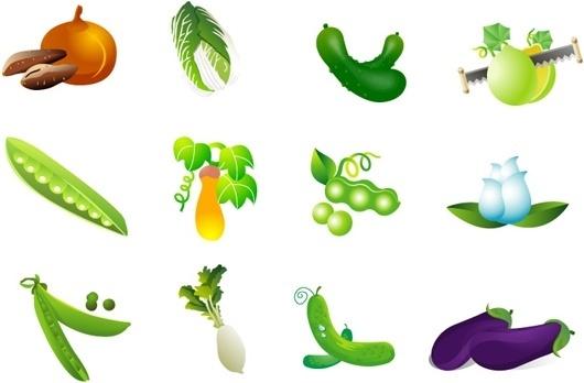 Vegetables clip art cute veggies clipart digital clip art avocado - Vegetable Art Clipart Clipground