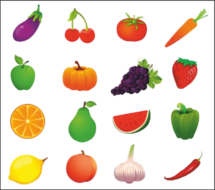 Clipart kids vegetable, Clipart kids vegetable Transparent.