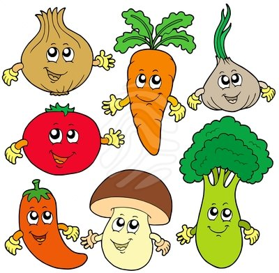 Images Of Vegetables.
