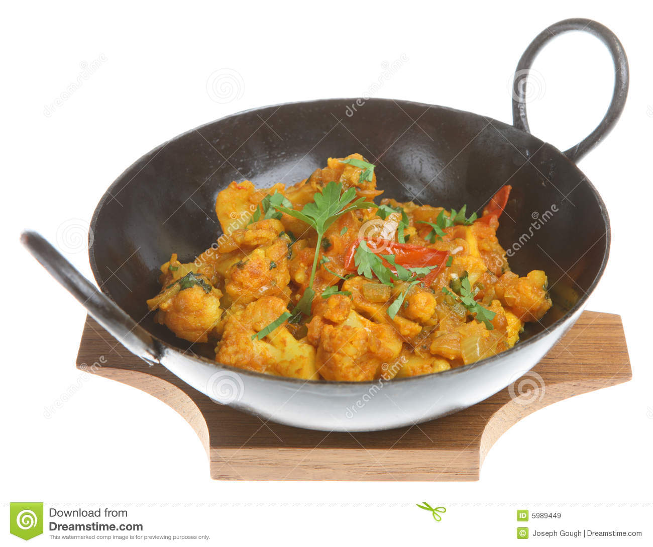 Indian curry clipart.