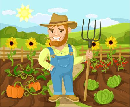 Vegetable farm clipart » Clipart Station.