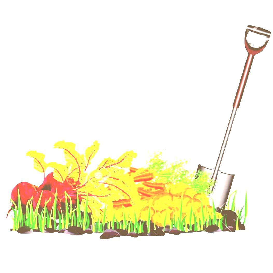 Gardening With Their Clipart Black And White Retro Images Cute.