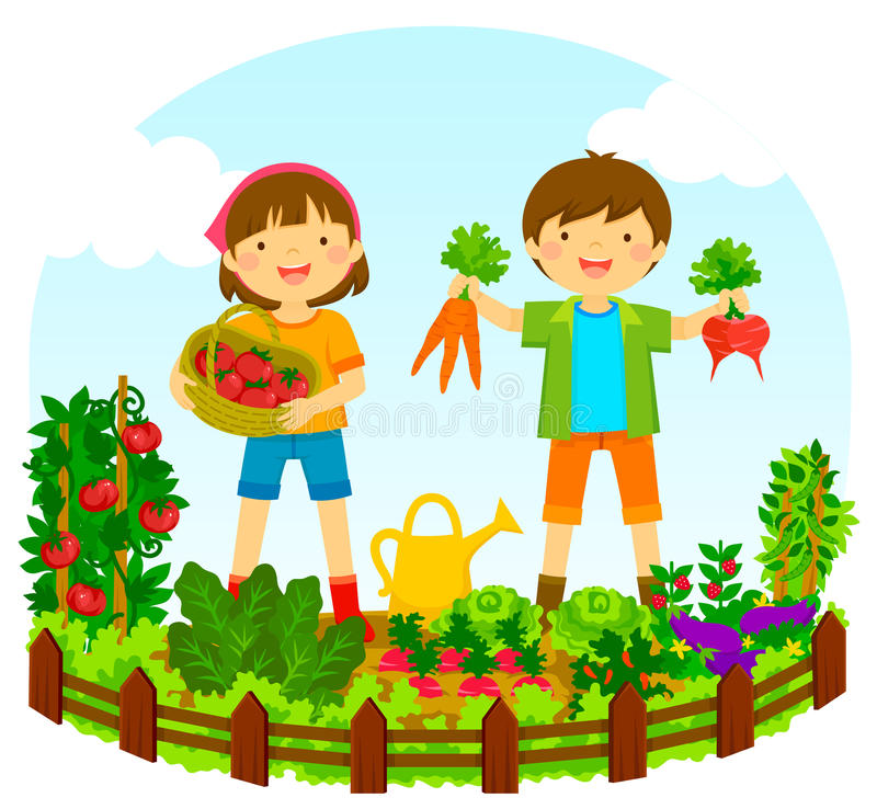 Vegetable Garden Clipart at GetDrawings.com.