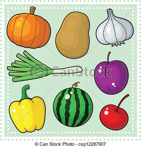 Vegetable Nature Clipart Clipground