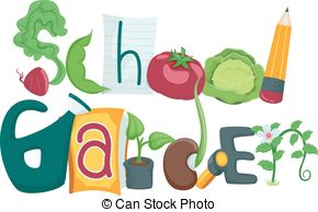 Vegetable plots Clipart Vector Graphics. 17 Vegetable plots EPS.