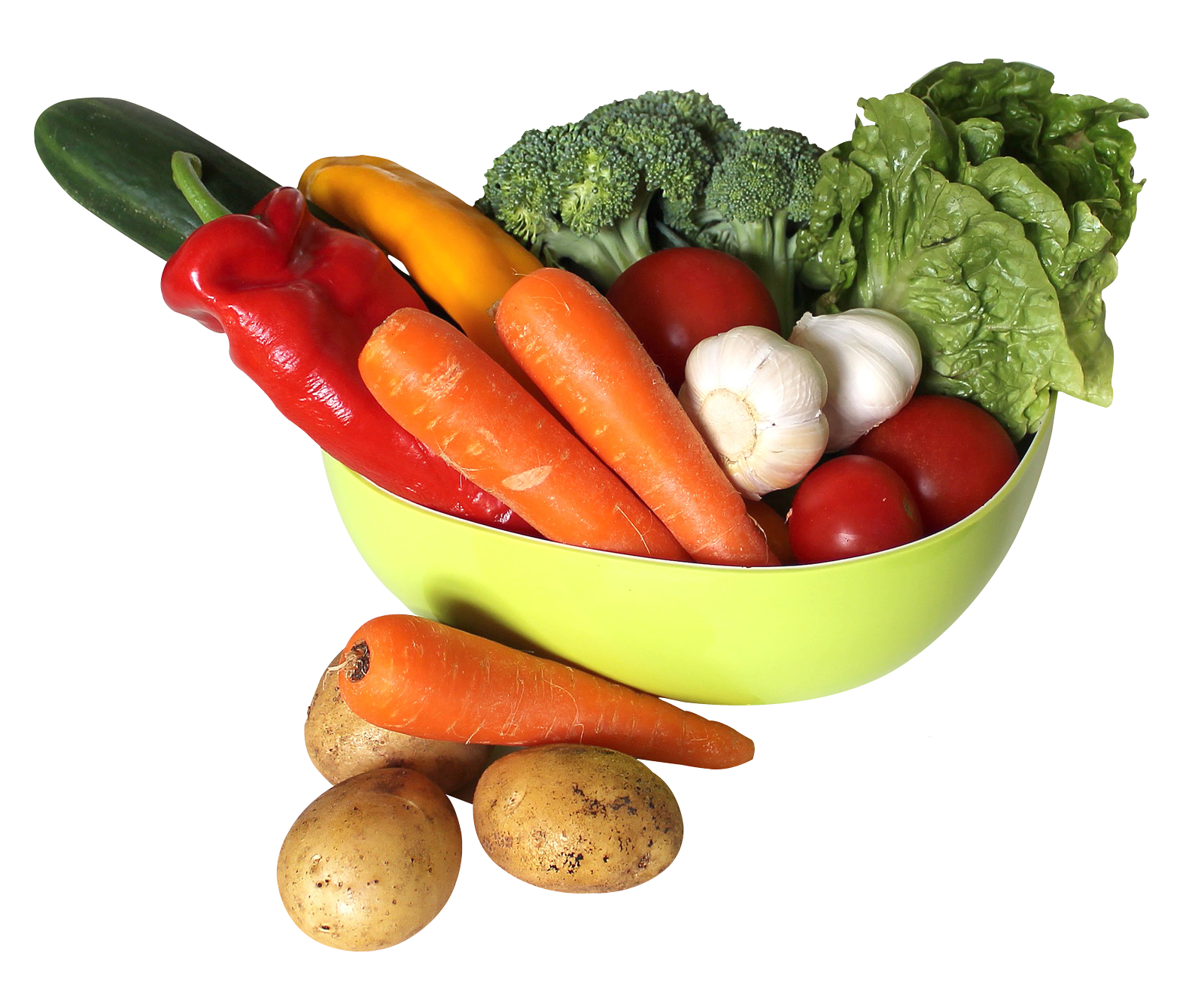 Vegetables PNG Image.