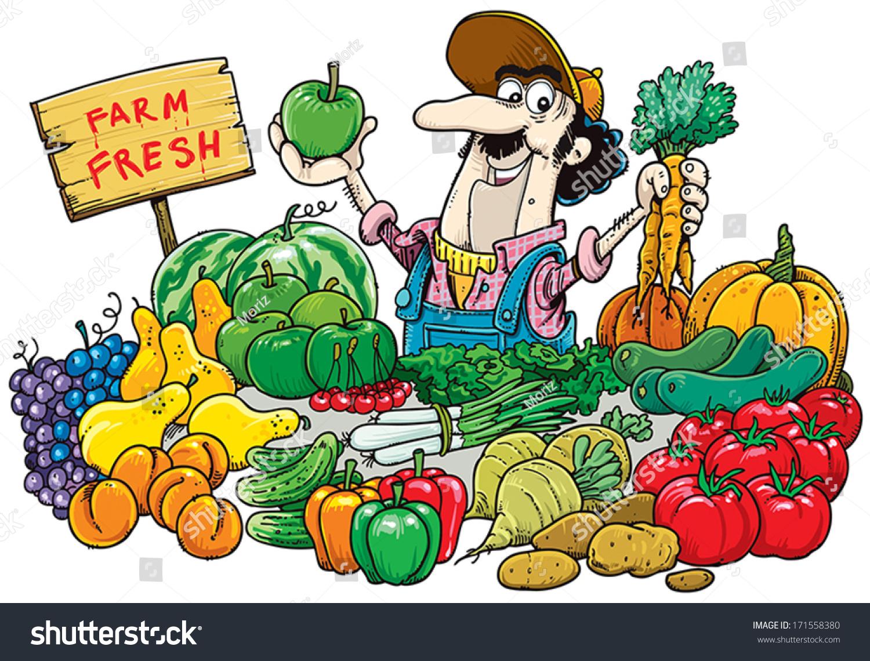 vegetable vendor clipart 10 free Cliparts | Download ... (1500 x 1140 Pixel)