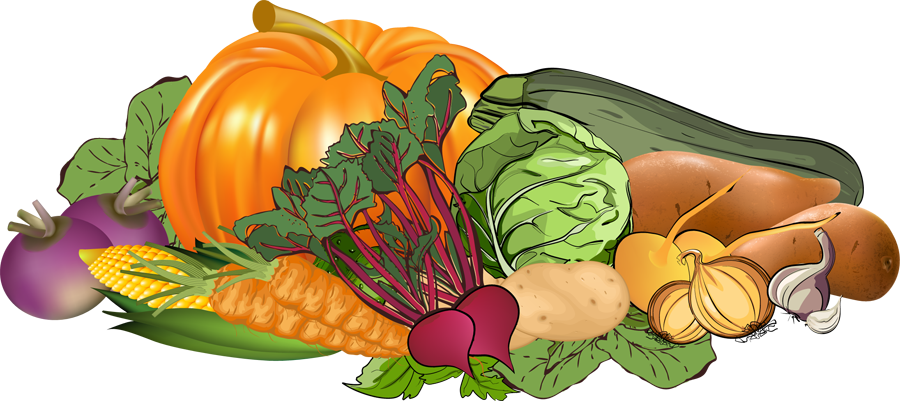 71+ Clipart Vegetables.
