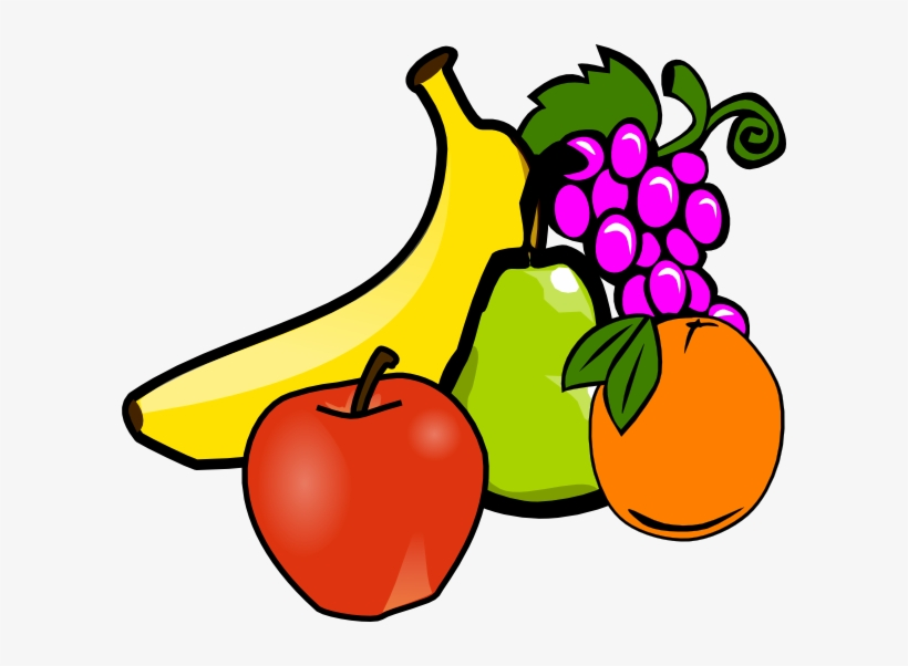 Fruit Vegetable Clip Art Free Clipart Vegetables Feebase.