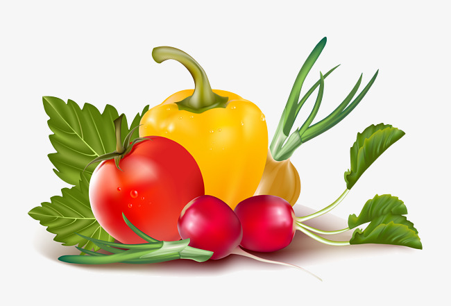 Fruits and vegetables clipart png 3 » Clipart Station.