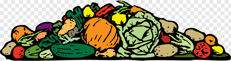 Compost Vegetable, trash can free png.