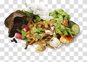 Compost Biodegradable waste Food waste Recycling, heap of.