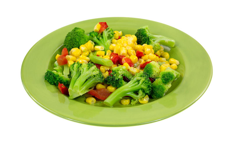 Cooked Vegetables Clipart.