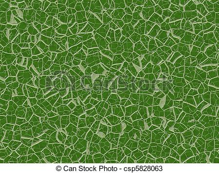 Drawings of Organic alien life abstract with microscopic vegetal.