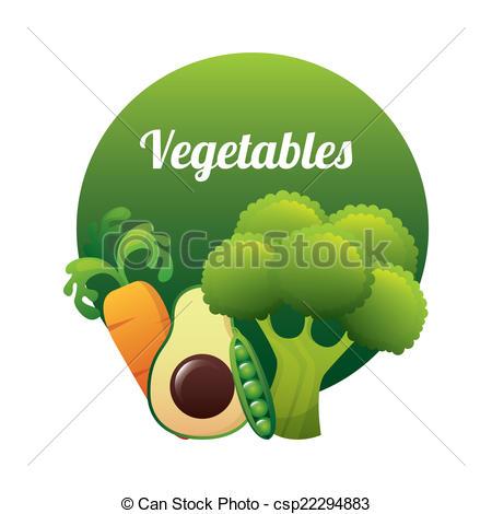 Vector of vegetal design.