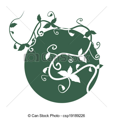 Vector Illustration of Vegetal icon.