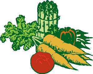 Vegetables Clipart.