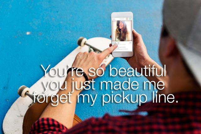 44 Best Tinder Pickup Lines That Will Make Her Crazy For You.